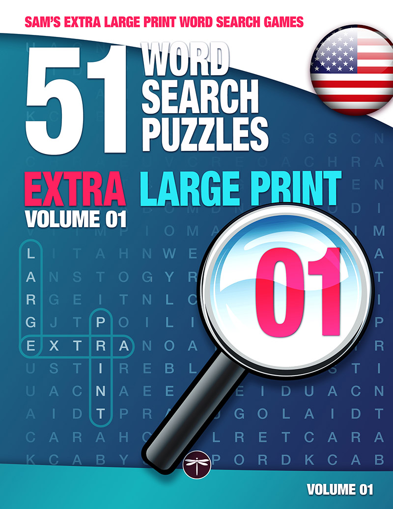 click to see our current ASL-word search books